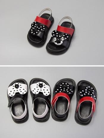 【Z325027】可愛米奇造型兒童小孩男女童鞋/沙灘鞋/涼鞋-Malin