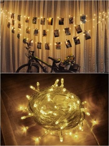 【Z433221】派對/PUB/櫥窗/節慶/耶誕節布置必備LED燈串/交換禮物/串燈閃燈-Gradual