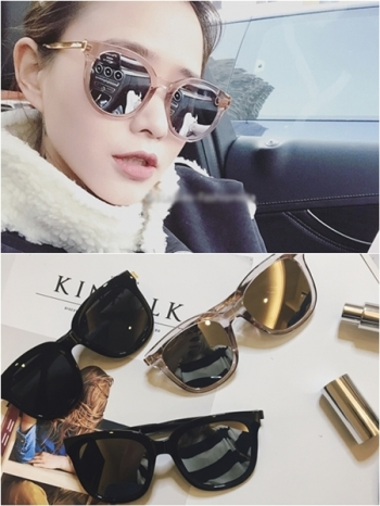 【Z431017】明星氣質時尚大框造型太陽眼鏡/墨鏡-Great