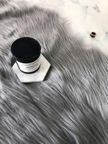 【Z533081】舒適細膩仿羊毛沙發墊/坐墊/地毯/毛毯/布置道具-Agnes