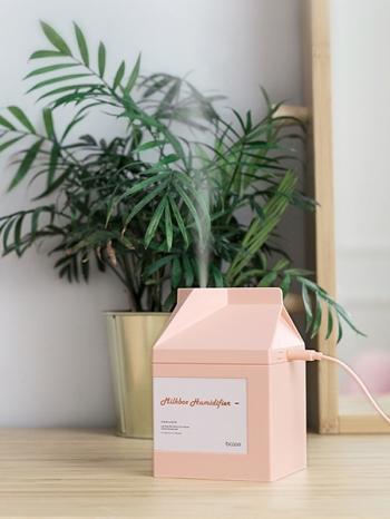 【Z533358】創意牛奶盒造型噴霧器/霧化器/加濕器-Comfy