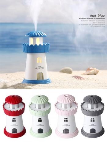 【Z536092】療癒燈塔造型噴霧器/霧化器/加濕器-Comfy