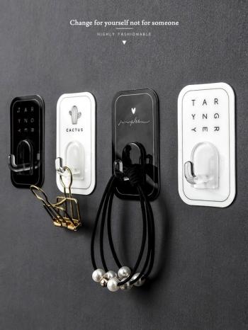 【Z633001】創意強力粘膠掛鉤/黏鉤//牆面掛件/收納小物-Expect