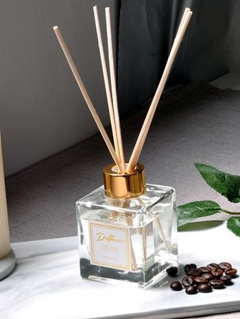 【Z636002】天然藤枝擴香方瓶/薰香瓶/香氛空間-Expect