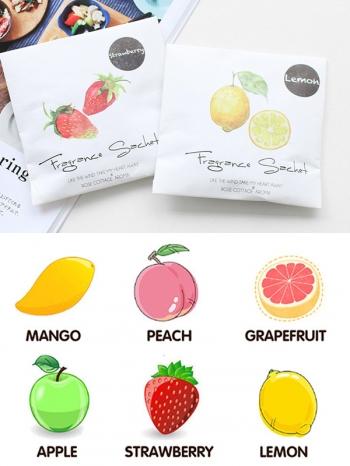 【Z636017】水果系列香薰包/小香包/芳香/香氛/汽車香囊/衣櫥香氛-Vitality