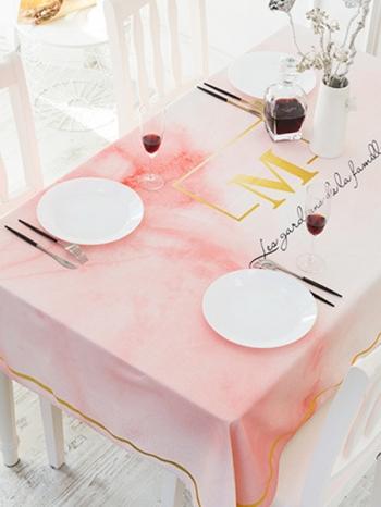 【Z633060】(中)大理石紋系列多色餐桌巾/桌墊/餐墊/桌布-Joyful