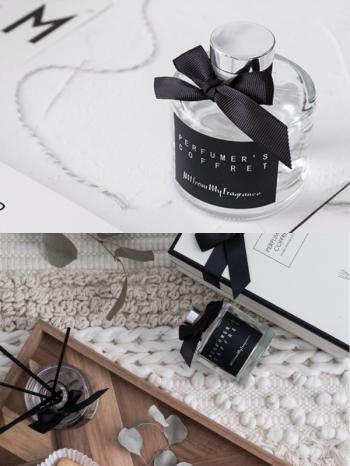 【Z633075】質感包裝精油香薰擴香禮盒組/舒壓擴香/香氛-Brightfuture