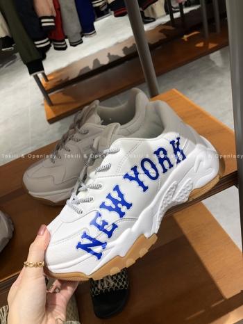 【Z921282】MLB洋基字母老爹鞋