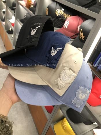 【Z921283】MLB洋基熊老帽