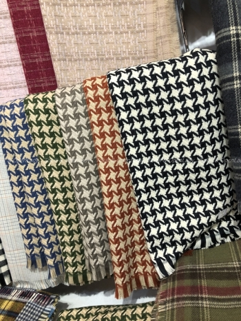 【Z921518】忍者鏢紋圍巾