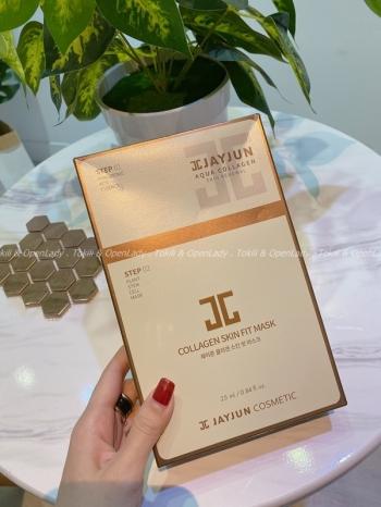 【Z921544】JAYJUN 水光植物幹細胞面膜10片(盒)