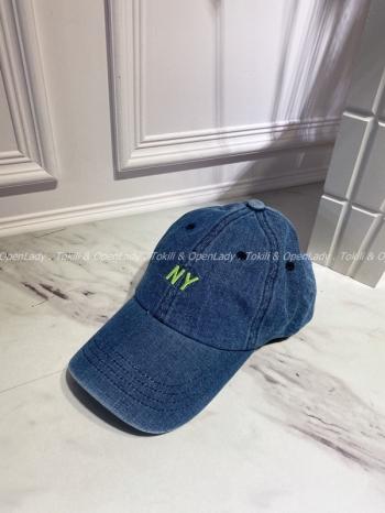 【Z922184】小NY水洗老帽
