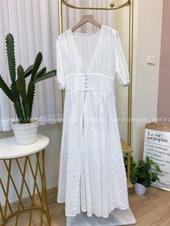 【Z922510】線條造型洋裝裙