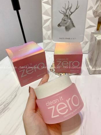 【Z921159】banila co ZERO卸妝霜180ml