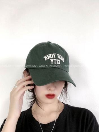 【Z922691】NYC字母老帽