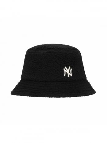【Z710023】絨羊毛紐約洋基隊漁夫帽