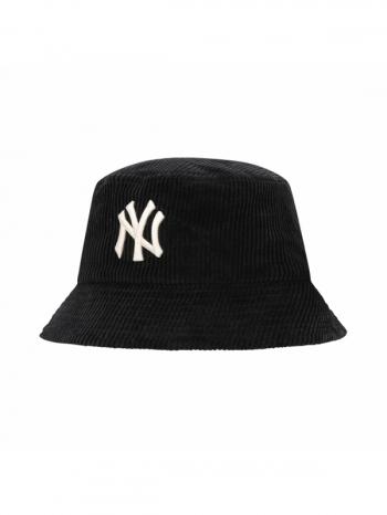【Z710027】燈芯絨紐約洋基隊漁夫帽