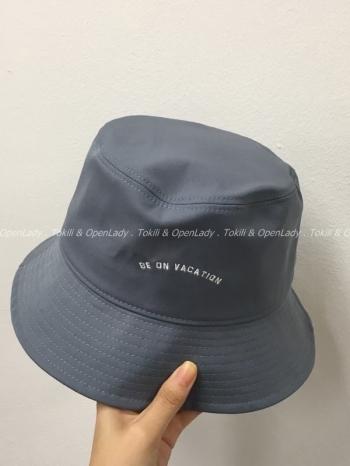 【Z922785】莫蘭迪色系漁夫帽