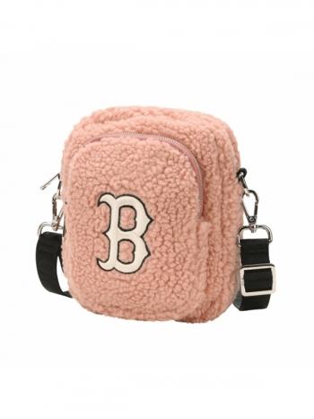 【Z710119】波士頓羊絨小方包