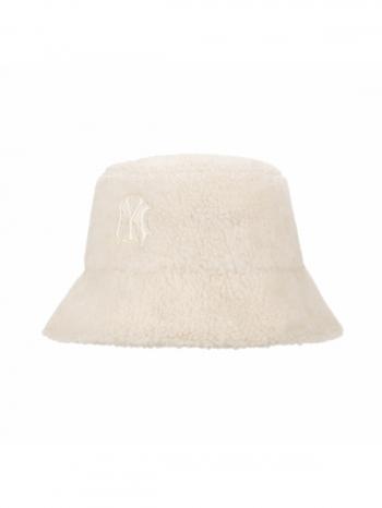 【Z710125】NY洋基聯絨毛漁夫帽